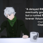 RWBY Volume 9 Delayed to 2022 and People Are Surprisingly Chill About It